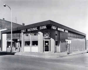 1st National Bank 2nd & F