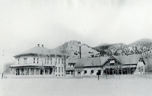 Rio Grande Hospital after the fire