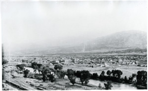 SALIDA WEST OF DEPO 1890'S