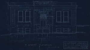 library blueprint
